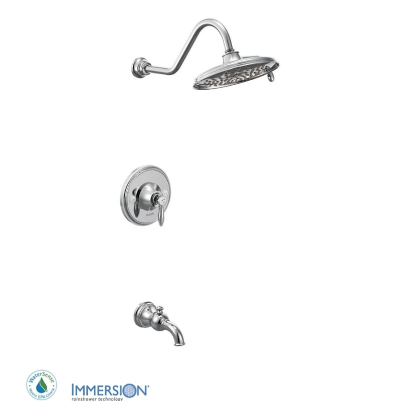 Moen Ts32104ep Posi Temp Pressure Balanced Tub And Shower
