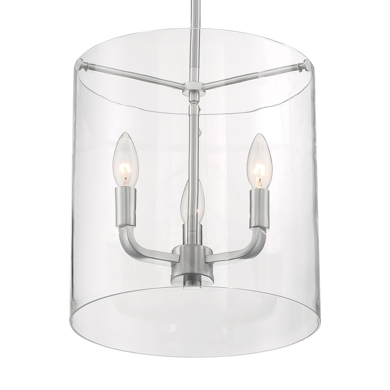 Nuvo Lighting 60/7177 Sommerset 3 Light 12