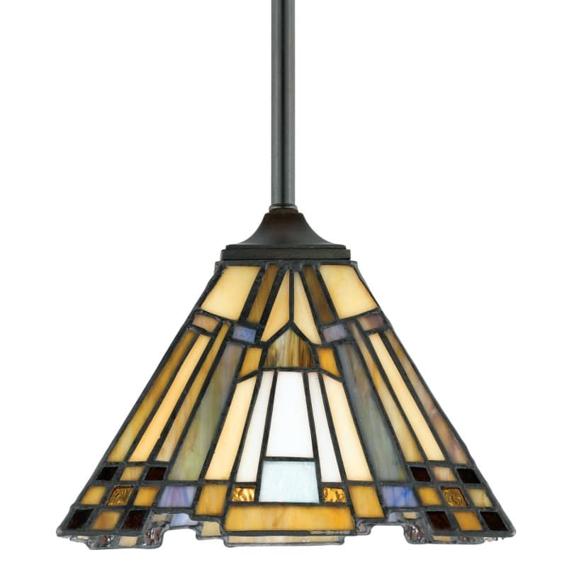 Quoizel TFIK1508 Inglenook 1 Light Mini Pendant