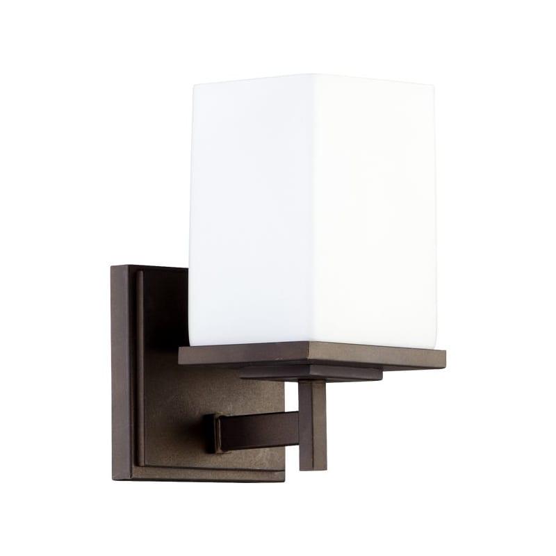 Quorum International 5484-1 Delta 1 Light Bathroom