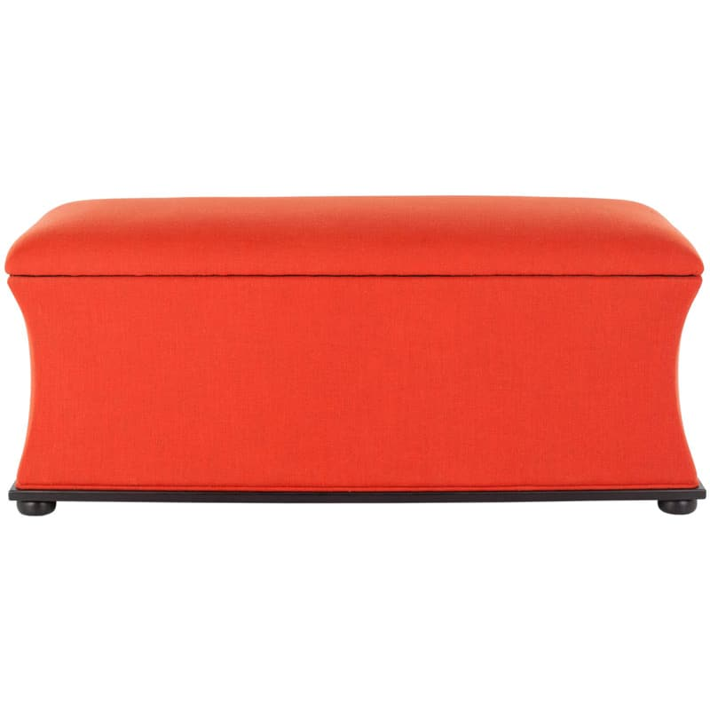 Safavieh HUD4071 Aroura Storage Bench