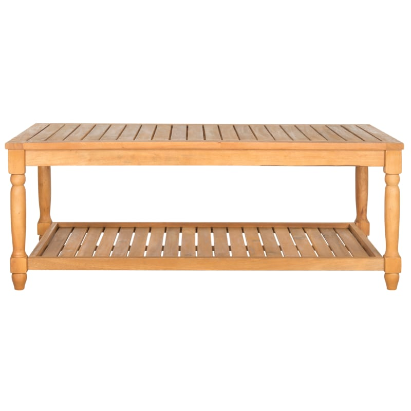 Safavieh Pat6726 Oakley Outdoor Coffee Table Made With Eco Friendly And Attracti