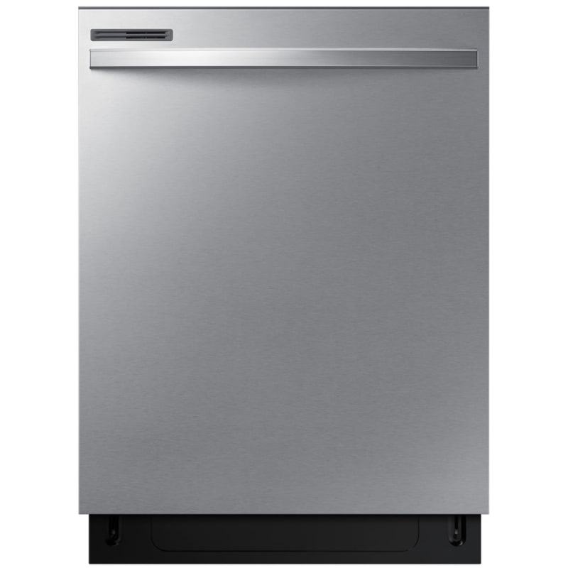 Samsung DW80R2031US 24 Inch Wide 14 Place Setting Energy Star Rated Built-In Fully Integrated Dishwasher, Stainless Steel
