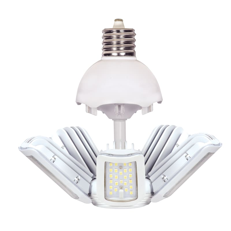 Satco Lighting S29679 Single 90 Watt Extended Mogul (EX39) LED Bulb - 370 Lumens Frosted Bulbs Bulbs LED