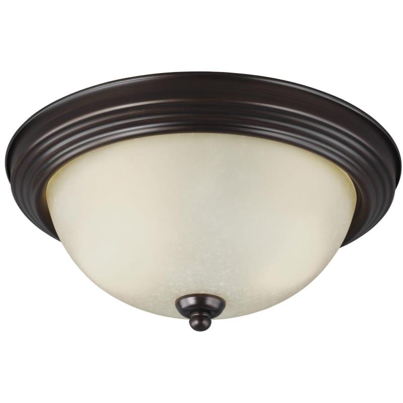 Sea Gull Lighting 77064en3 2 Light 12 12 Wide Led Flush