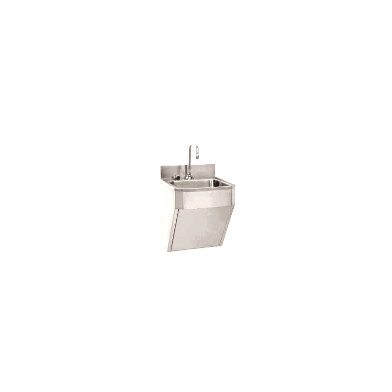 Sloan 3326009 Mix 60 A Mechanical Mixing Valve For: Sloan EHS 1700 ADM Stainless Steel Hand Washing Sink With