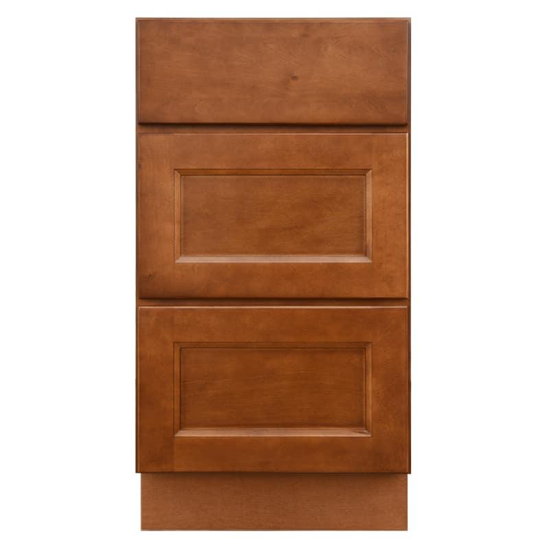 Sunnywood Kitchen Cabinets: Sunny Wood ESB18D A Ellisen 18 Drawer Base Cabinet With