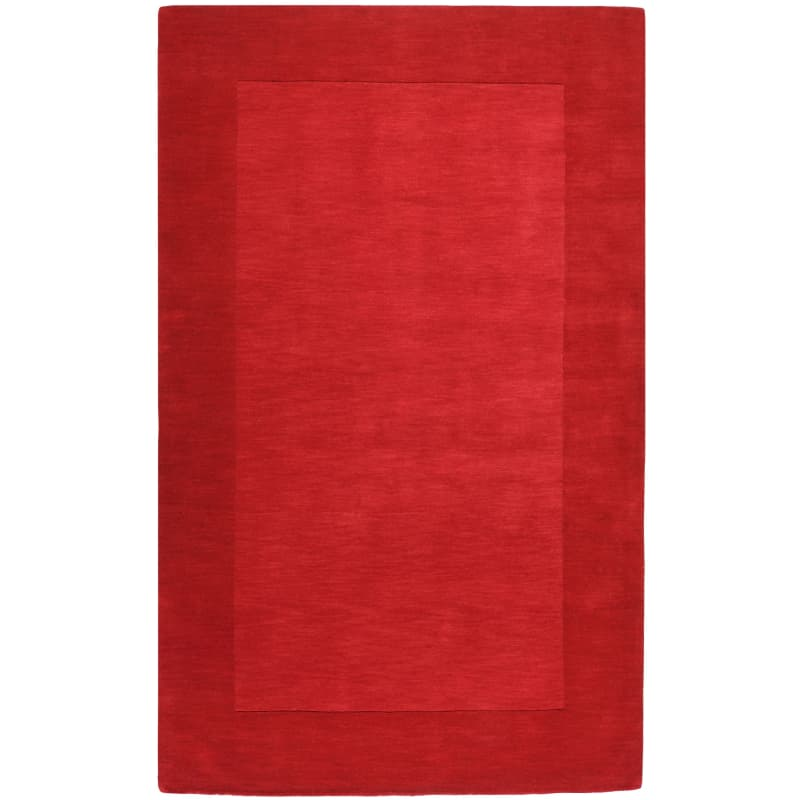 Surya M299-7696 Mystique 8' x 10' Rectangle Wool Hand Loomed Solid Area Rug