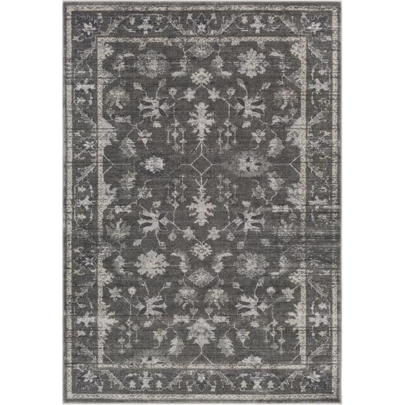 Smithsonian World Map Rug: Surya TQL1008 576 Tranquil 5 X 8 Rectangle Synthetic Power