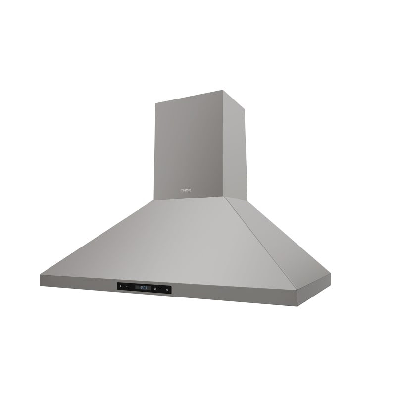 Thor Kitchen Hrh3007 600 Cfm 30 Inch Wide Wall Mounted Range Hood With Dual Led