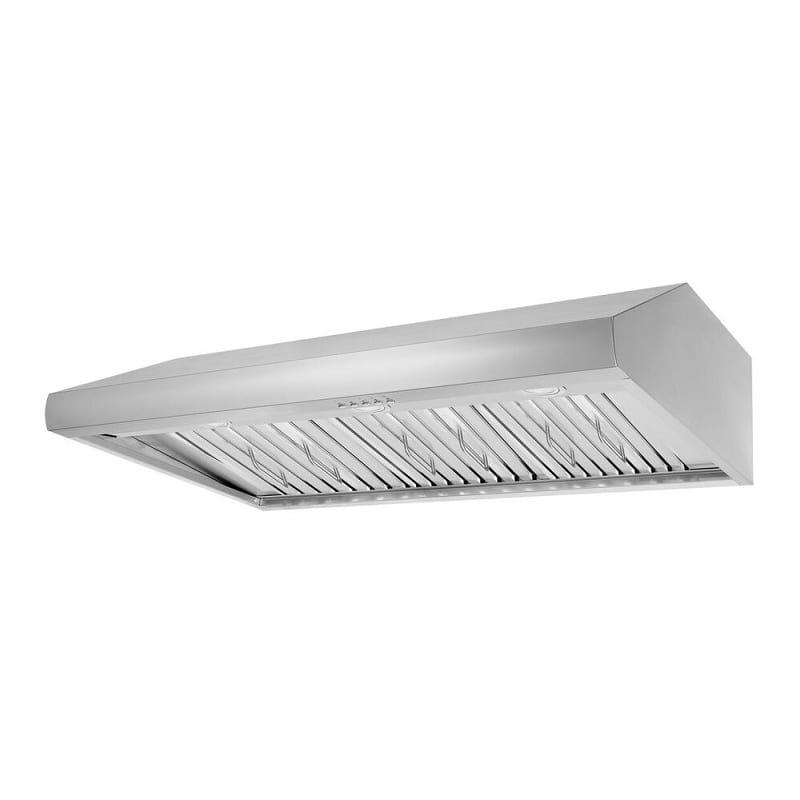 Thor Kitchen Hrh4806u 900 Cfm 48 Inch Wide Under Cabinet Range Hood With 4 Speed