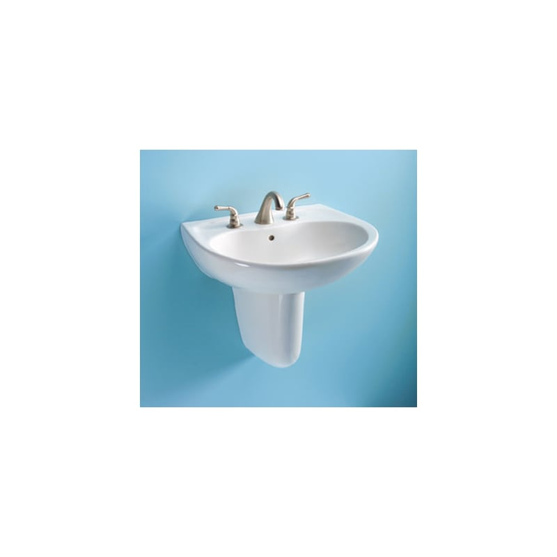 Toto Lht2414g Supreme 22 78 Wall Mounted Bathroom Sink