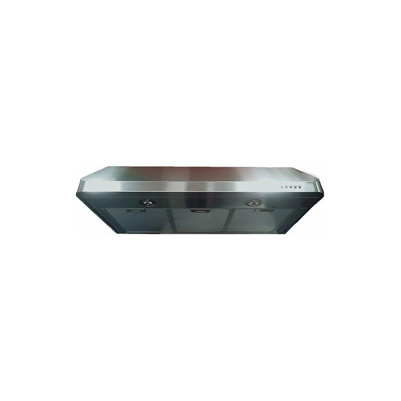 Verona Vehood3610 36 Inch Wide 600 Cfm Under Cabinet Range Hood With Led Lightin