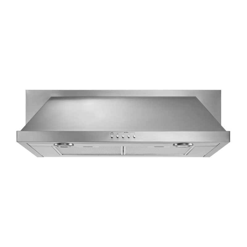 Whirlpool Uxt5536aas 400 Cfm 36 Inch Wide Under Cabinet Range Hood With Recircul