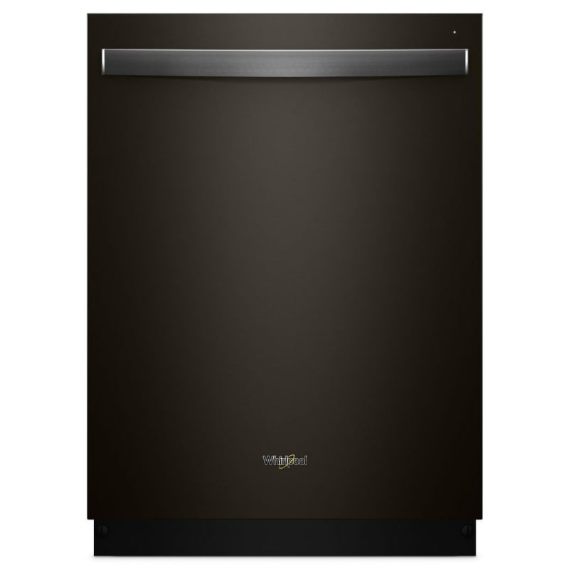 Whirlpool WDT730PAHV 24 Inch Wide 15 Place Setting Energy Star Rated Built-In Fully Integrated Dishwasher, Black Stainless Steel