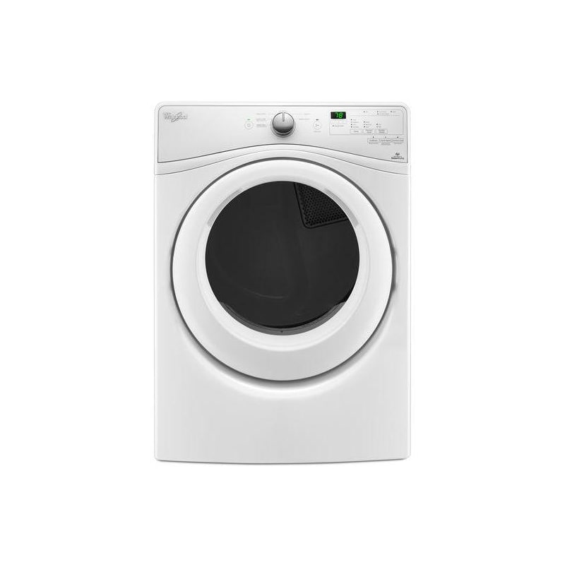 Whirlpool WED7590F 27 Inch Wide 7.4 Cu. Ft. Energy Star Rated Electric Dryer wit -  WED7590FW