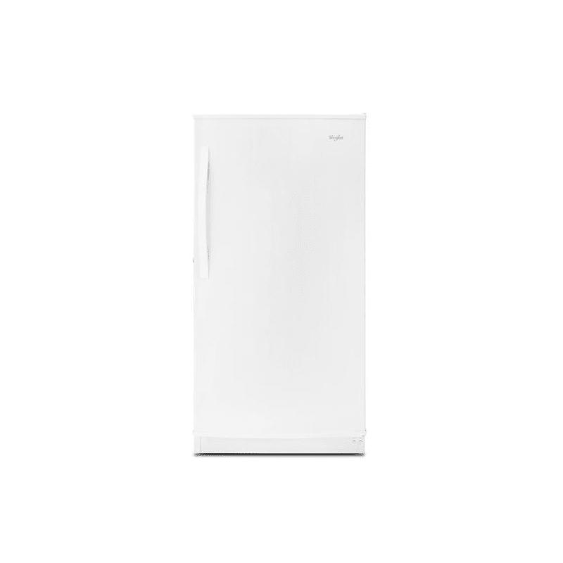 Whirlpool WZF56R16D 30 Inch Wide 15.68 Cu. Ft. Upright Freezer with Fast Freeze White Freezers Freezer Upright