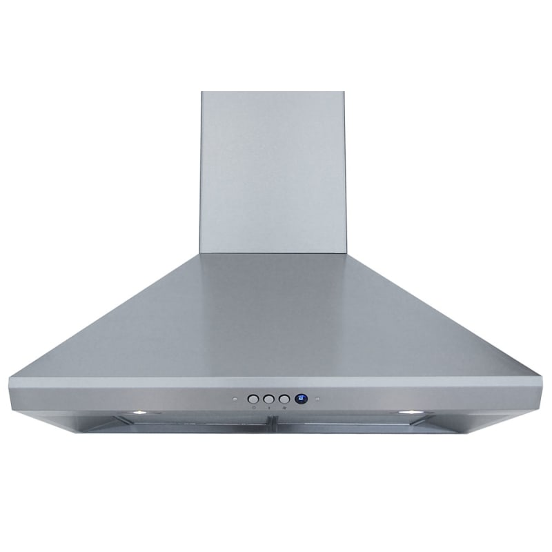 Windster Ra 14l30 550 Cfm 30 Inch Wide Stainless Steel Wall Mounted Range Hood W