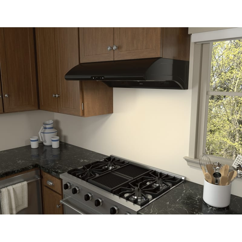Zephyr Ak2136b 850 Cfm 36 Inch Wide Under Cabinet Range Hood From The Typhoon Se