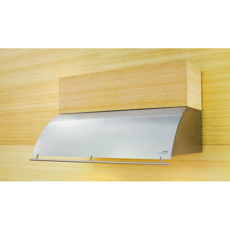 Zephyr Cca E36asx 36 Inch Wide Cheng Under Cabinet Range Hood With Halogen Light