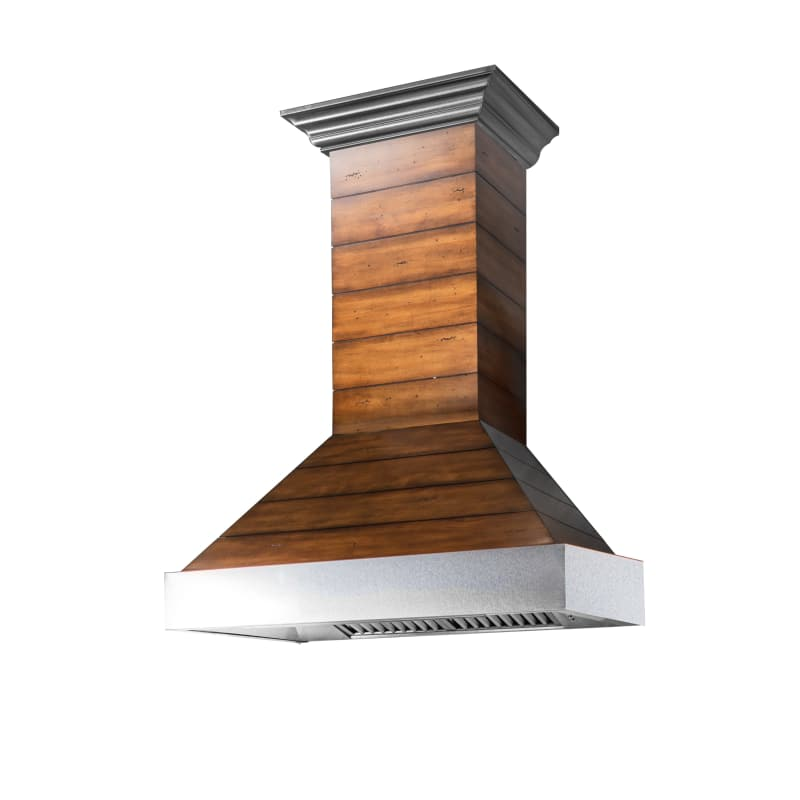 Zline 365 36 Designer 1200 Cfm 36 Inch Wide Wall Mounted Range Hood With Stainle