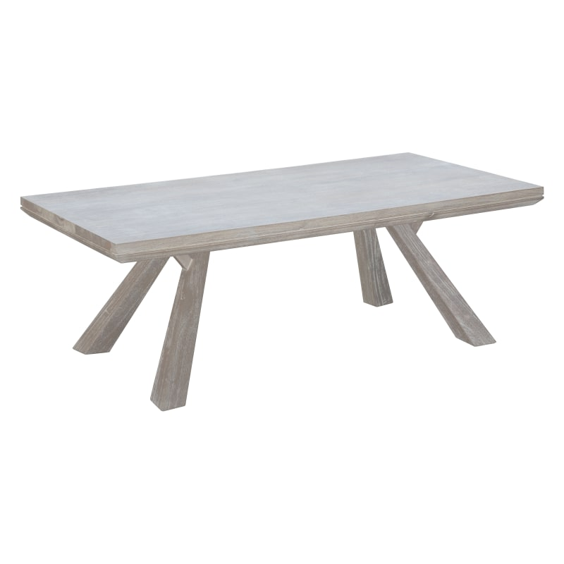 Zuo Modern 100746 Beaumont 52 Long Distressed Acacia