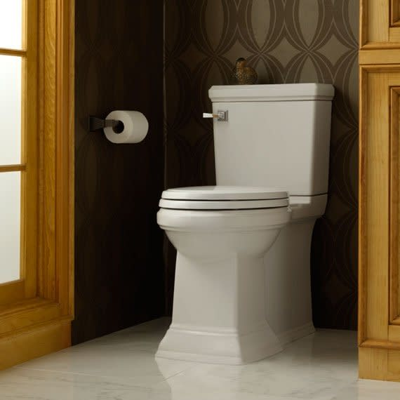 American Standard 3071 000 222 Elongated Toilet Bowl Only