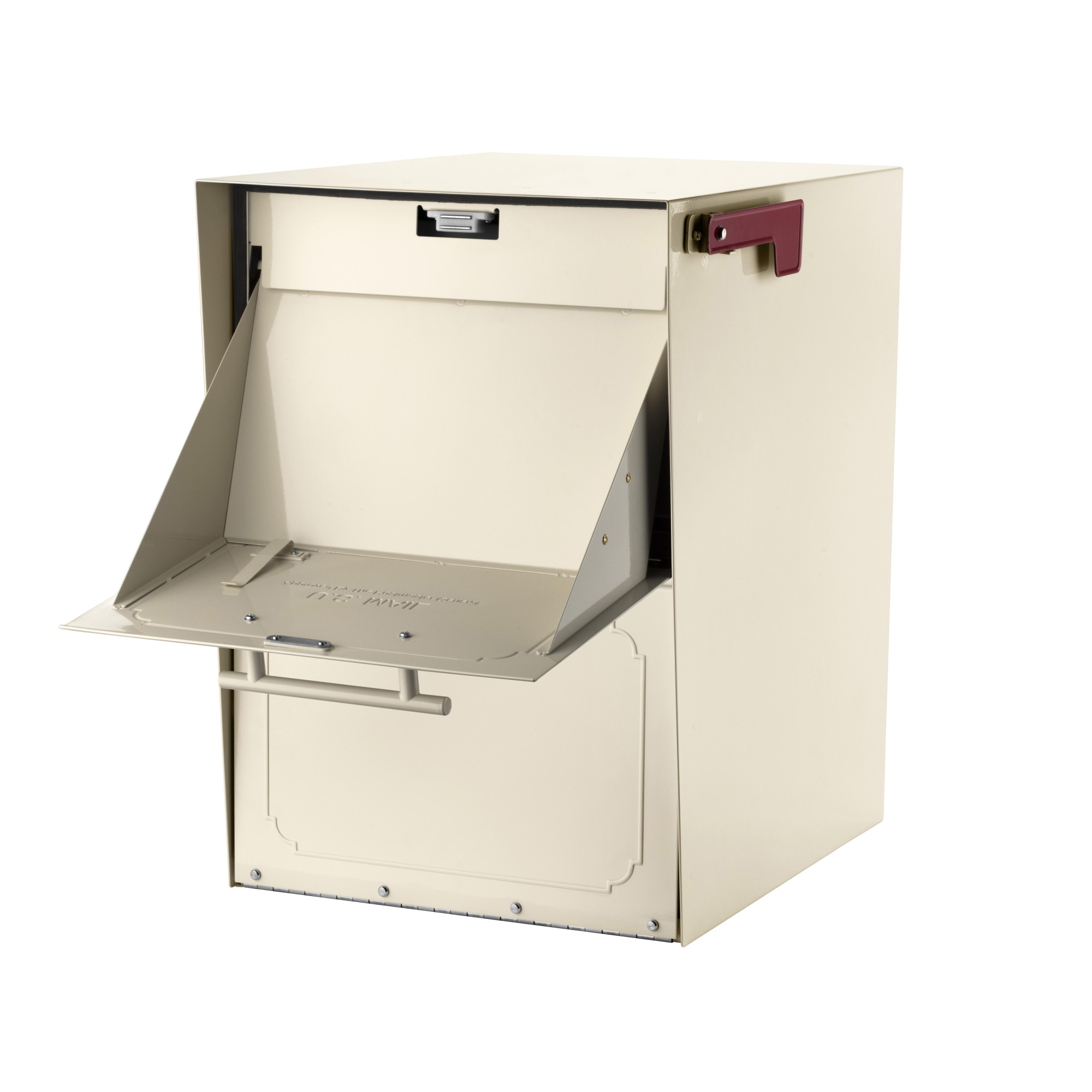 Architectural Mailboxes 5100 Oasis Post Mount Locking ...