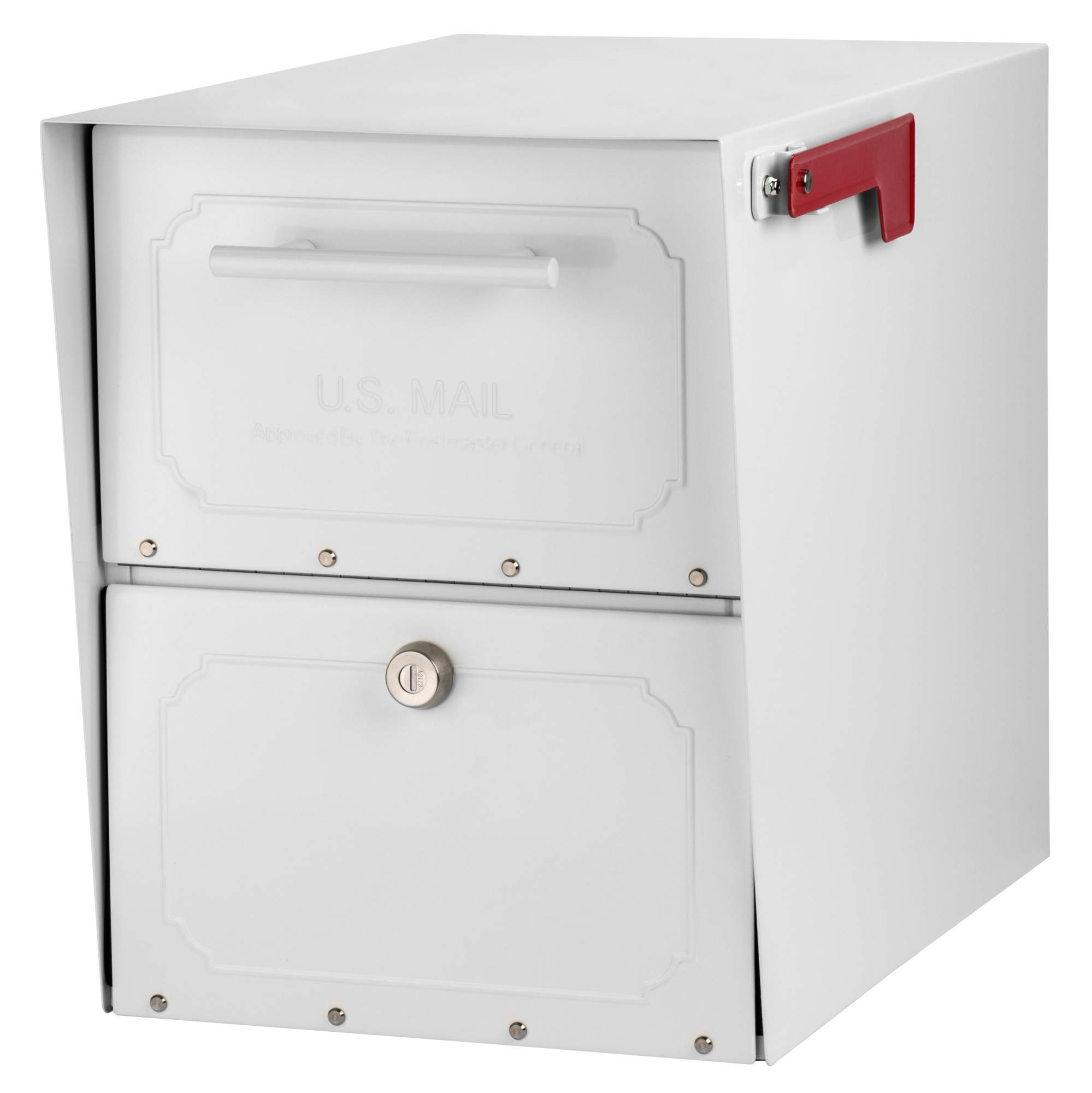 Architectural Mailboxes 6200 10 Oasis Classic Post Mount