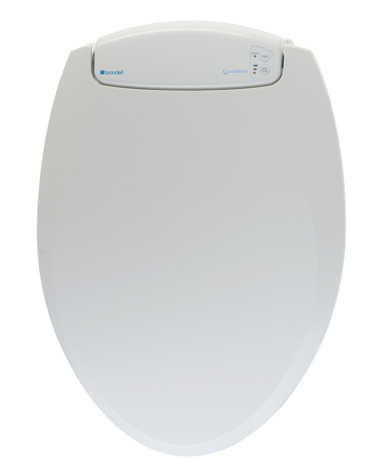 Cool Details About Brondell L60 E Lumawarm Heated Toilet Seat White Caraccident5 Cool Chair Designs And Ideas Caraccident5Info