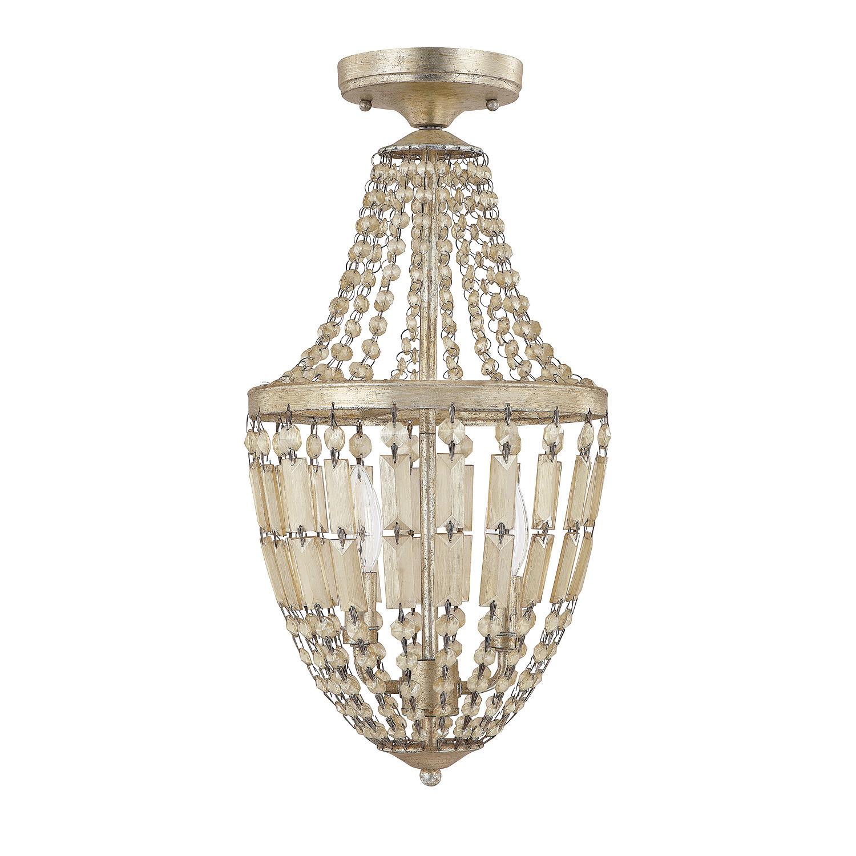 Details About Capital Lighting 9172 Fifth Avenue 2 Light Mini Urn Pendant Gold