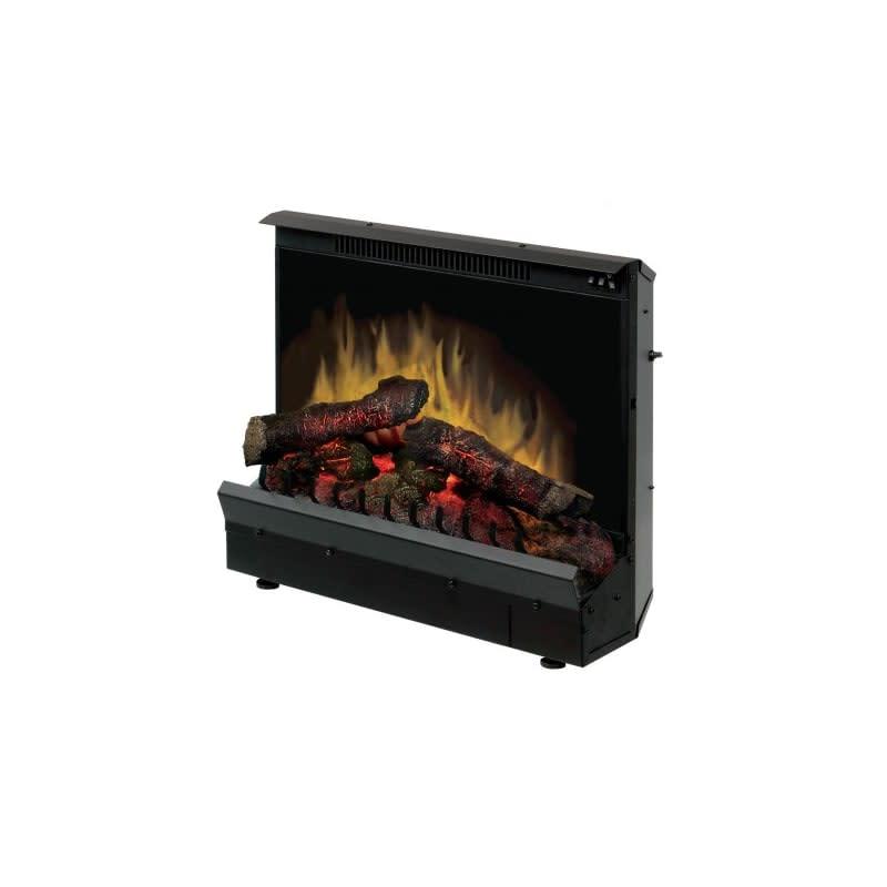 Dimplex Dfi23106a 23 Inch Wide 4 695 Btu Insert Electric Fireplace