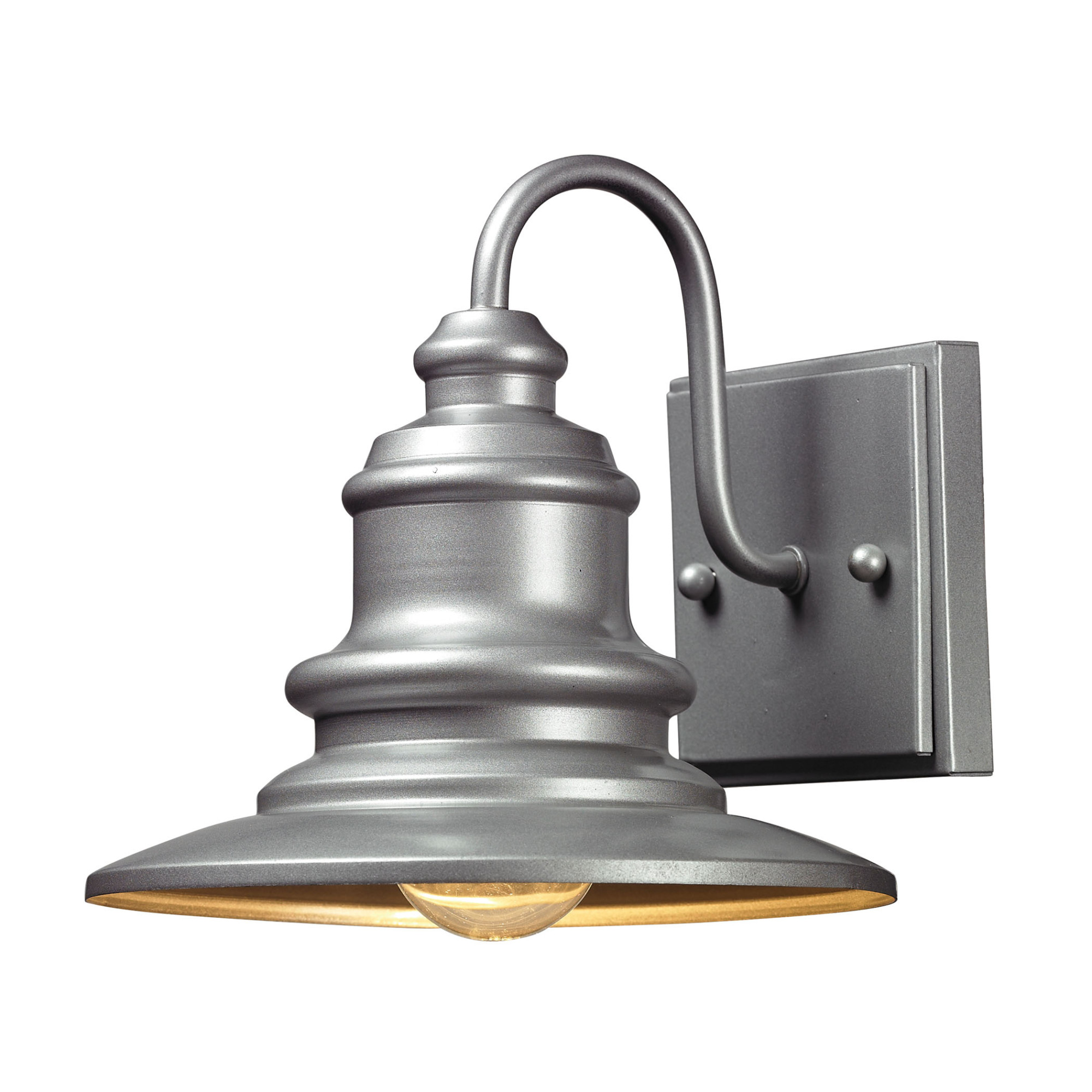 Elk Lighting 47020 1 Matte Silver