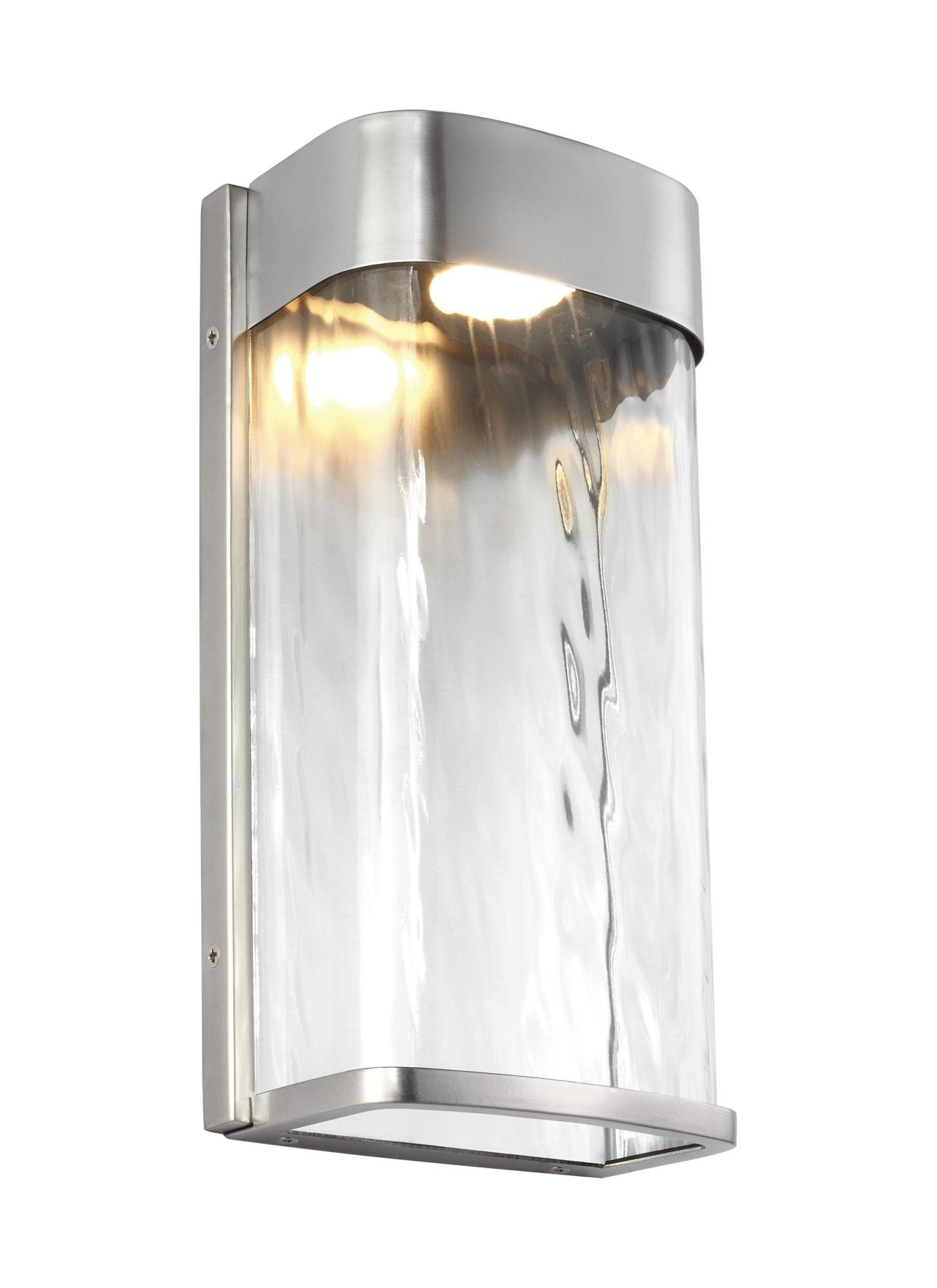 Details About Feiss Ol14101 L1 Bennie Single Light 12 Tall Integrated Led Outdoor Wall Sconce