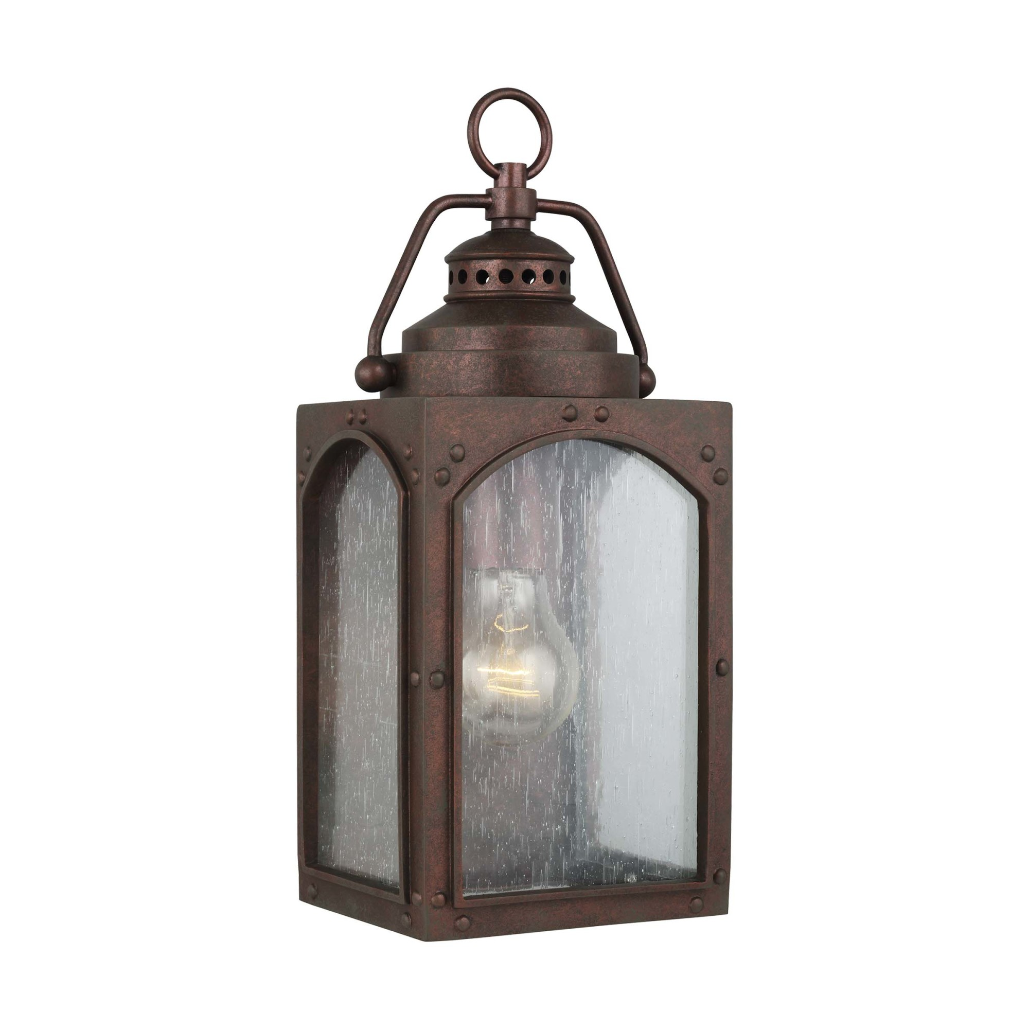 Details About Feiss Ol14370 Randhurst Single Light 14 Tall Outdoor Wall Sconce Copper