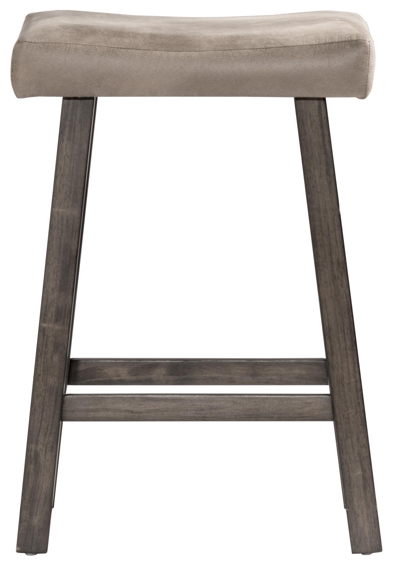 Brilliant Details About Hillsdale Furniture 4621 830 Saddle 18W Wood Framed Polyure Grey Machost Co Dining Chair Design Ideas Machostcouk