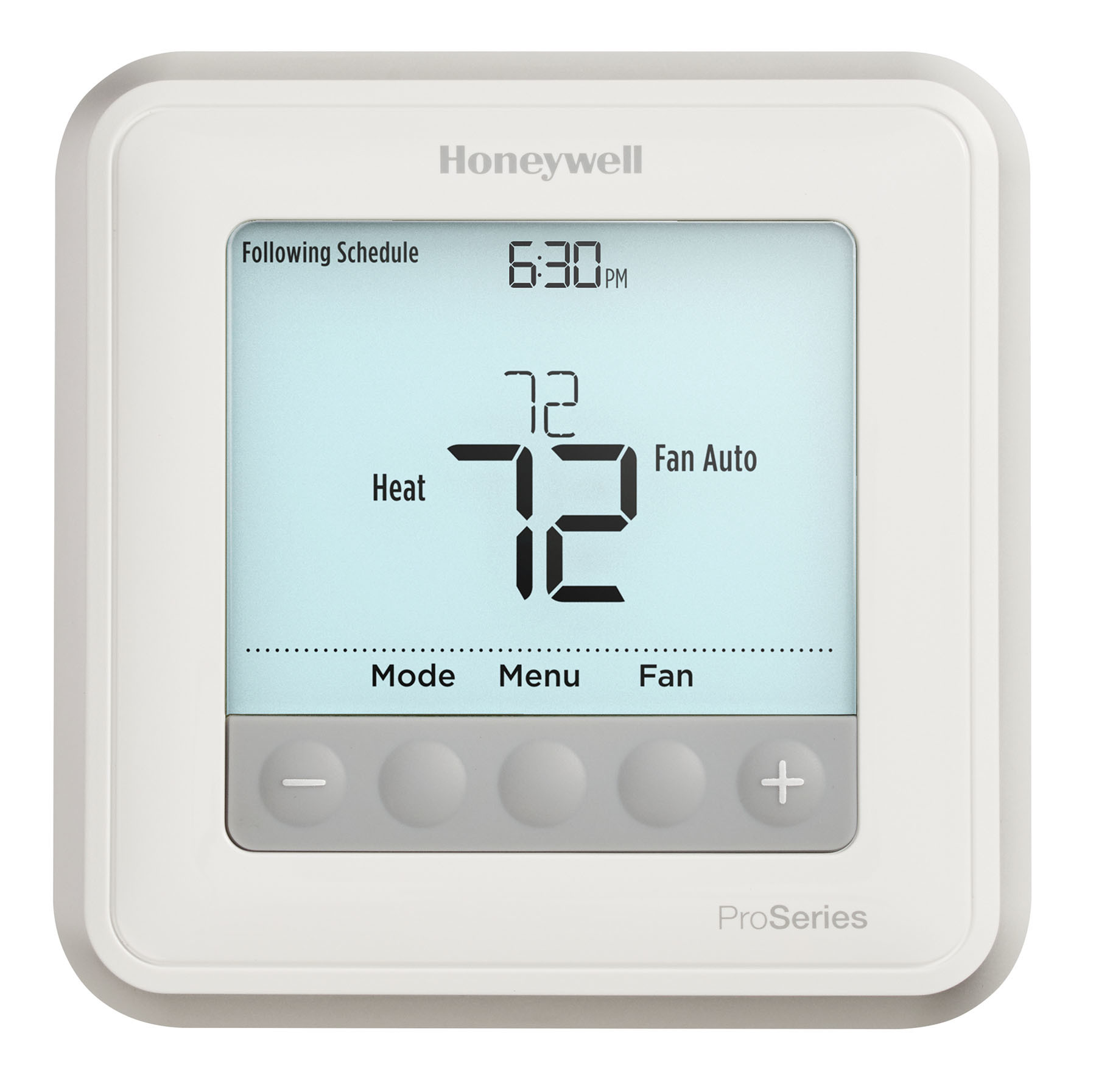 Honeywell Home Th6220u2000 T6 Pro Programmable Thermostat For Up