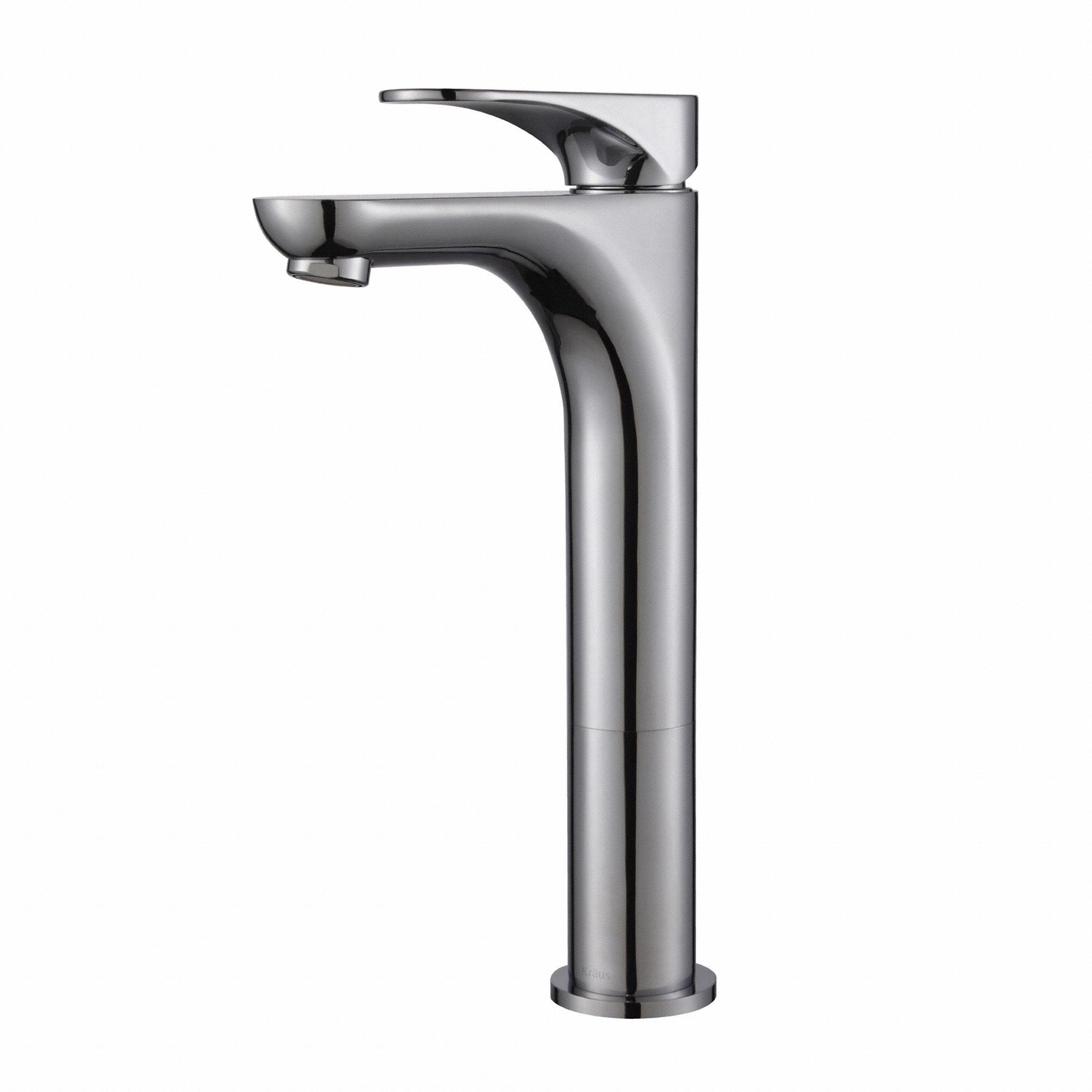 Kraus FVS-13900 Aquila™ Single Hole Vessel Bathroom Faucet