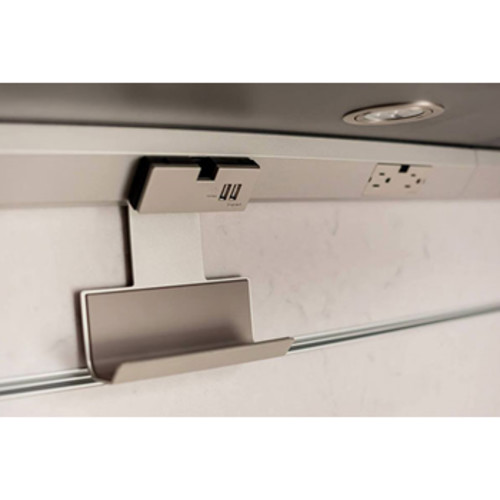 Legrand Aptr154 White Outlet Module For The Adorne Under Cabinet