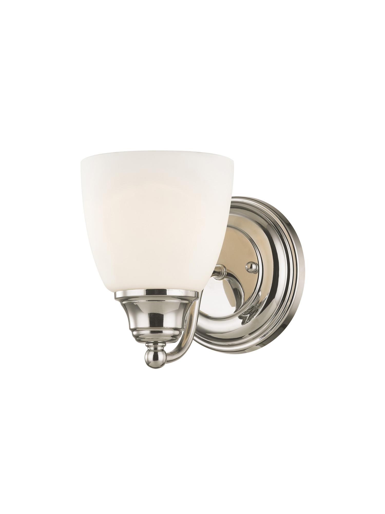 Polished Brass 13671-02 Livex Lighting Somerville Wall Sconces