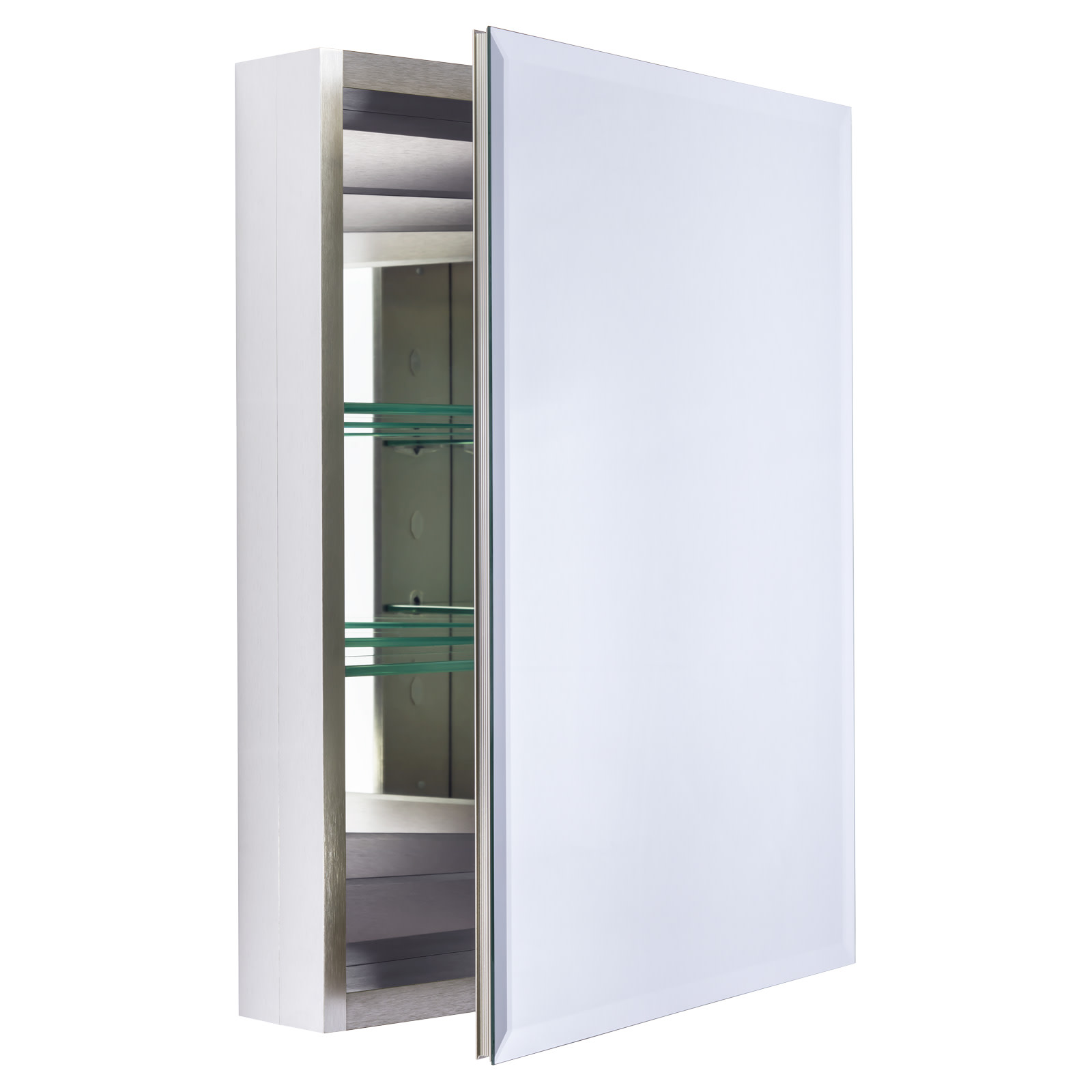 Details About Miseno Mbc2620 Dual Mount 26 X 20 Beveled Medicine Cabinet Surface Or Rec