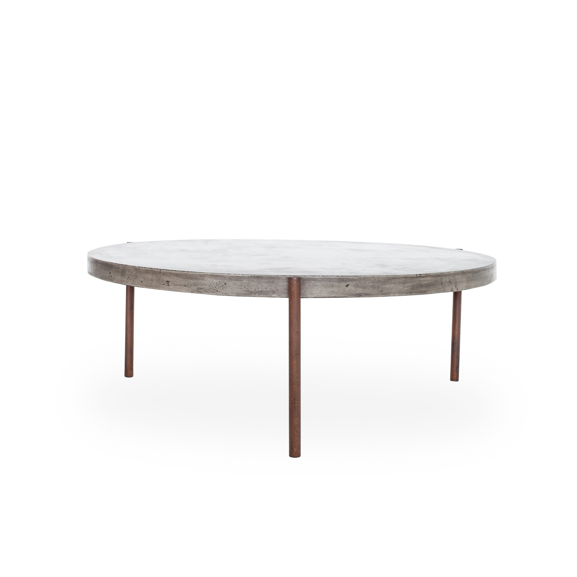 Details About Moes Home Collection Bq 1009 Gray Mendez 36 Wide Concrete Outdoor Coffee Table