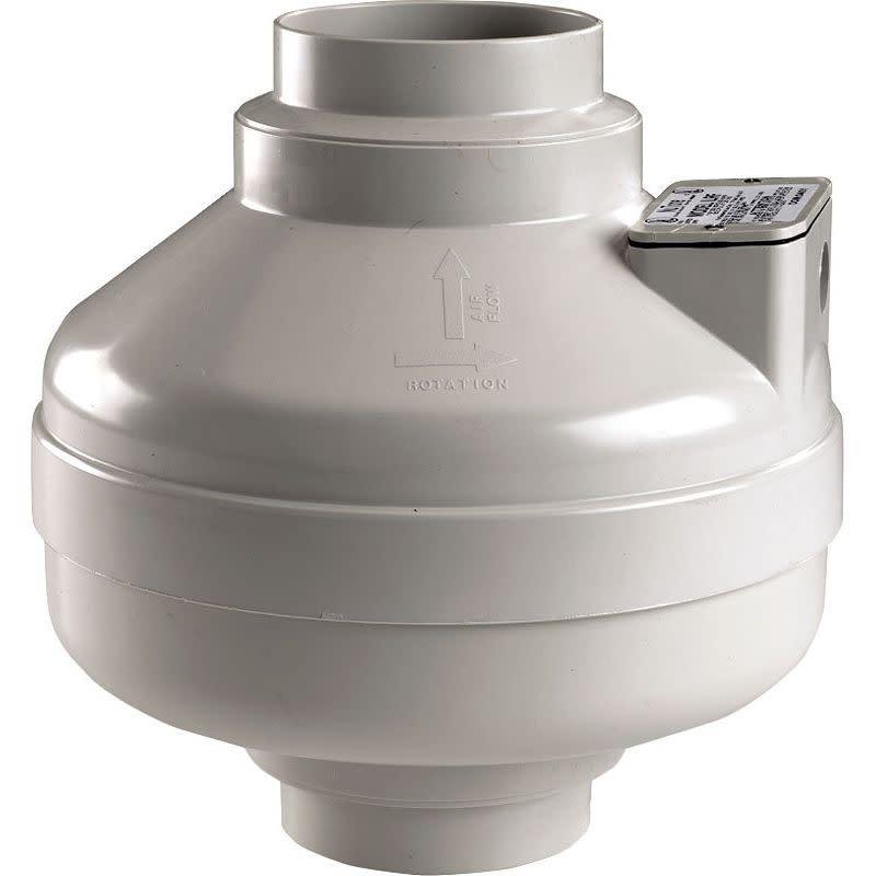 NuTone ILRF White 140 Cfm Hvi Certified Radon Mitigating ...