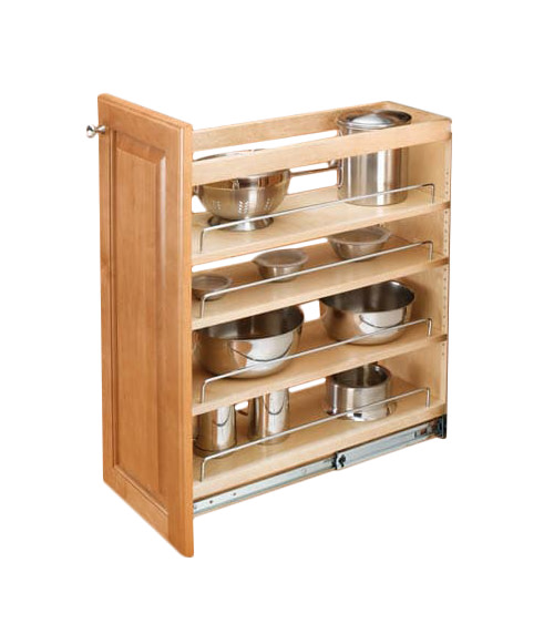 Rev A Shelf 448 Bc 8c Series 8 Wide Base Cabinet Pull Out Shelves