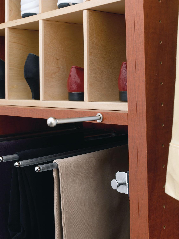 Rev A Shelf Cvri 7 Series Insert Valet Closet Rod