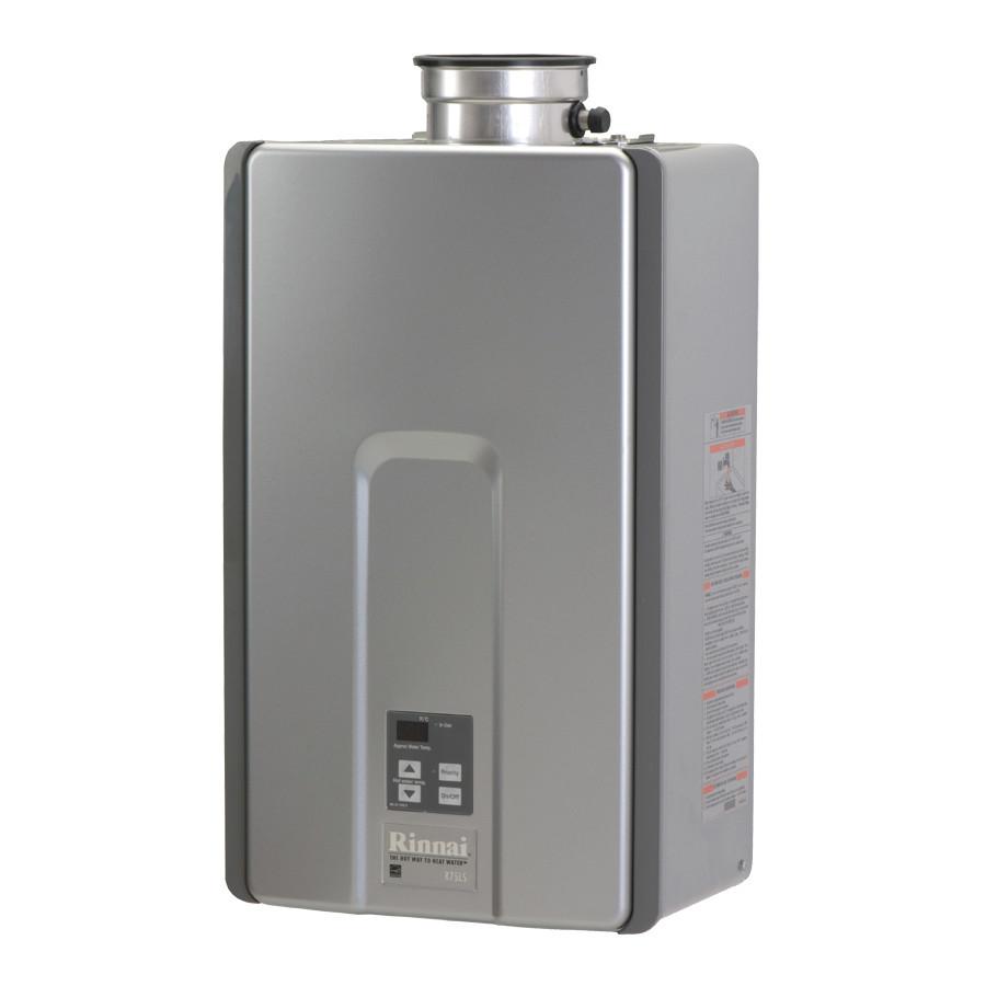 Rinnai RL75iNG Internal Whole House Natural Gas Tankless Wat