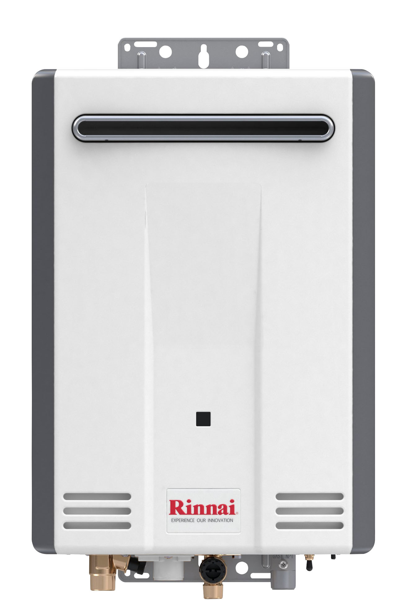 Rinnai V53DeN  Outdoor Whole House Natural Gas Tankless Wate