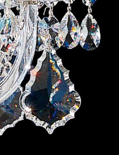 Schonbek 6860 S Olde World 25 Light 36 Wide Crystal
