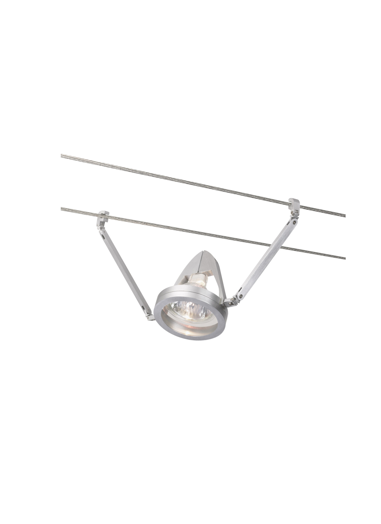 Details About Tech Lighting 700kbyenc Kable Lite Bye Low Voltage Head Satin Aluminum