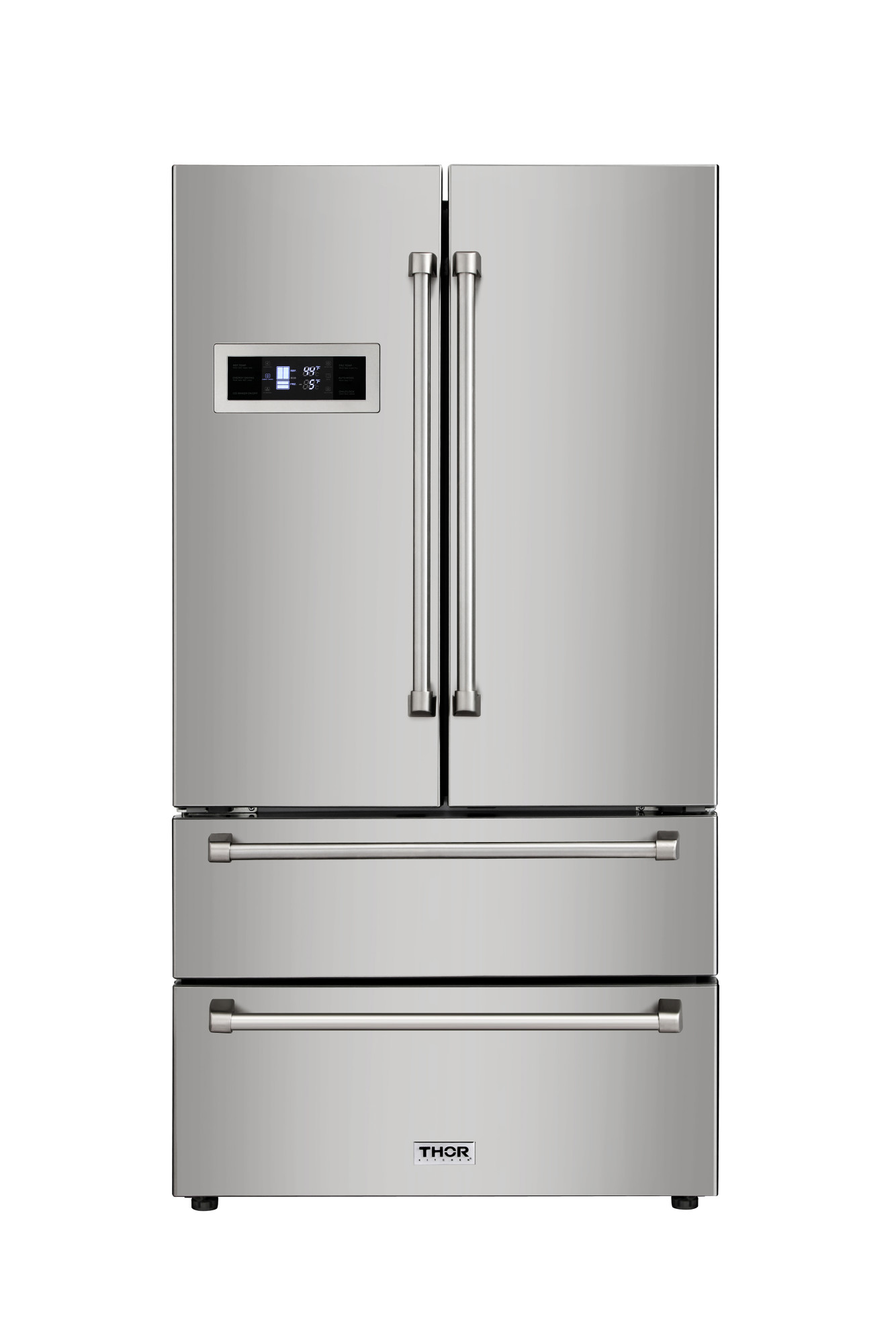 "Thor Kitchen HRF3601F 36""W 21 Cu. Ft. Capacity French Door -"
